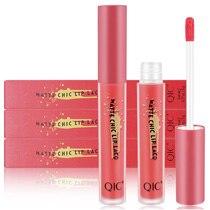 Make-up-Silky-Matte-Liquid-Lipstick-Lips-Makeup-Half-Moisturizer-Lip-Gloss-Maquiagem-Korean-Cosmetics-Batom