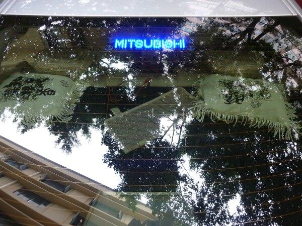 Universal Third Brake Lights Led Car Light For Mitsubishi ASX Lancer Outlander L200 Mirage CUV Shogun Galant Colt