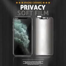 Para o filme macio da privacidade cerâmica do iphone