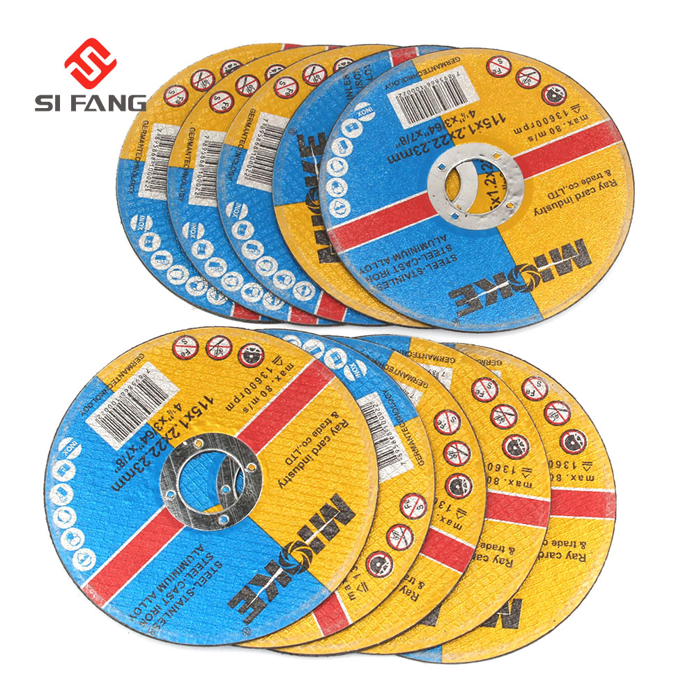 115mm Metal & Stainless  Cutting Discs  Cut Off Wheels  Flap Sanding Grinding Discs Angle Grinder Wheel 5Pcs -50Pcs