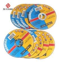 Discos de corte de metal e inoxidável, discos de corte de metal e aço inoxidável de 115mm para moagem de rodas, roda de moagem em ângulo com 5 peças 50 peças