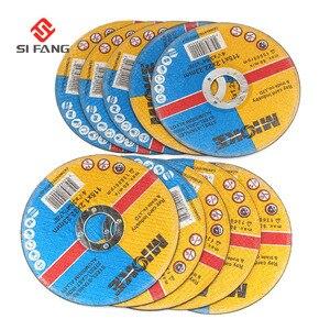 Image 1 - 115mm Metall & Edelstahl Trennscheiben Trennscheiben Klappe Schleifen schleifen Discs Winkel Grinder Rad 5Pcs  50Pcs