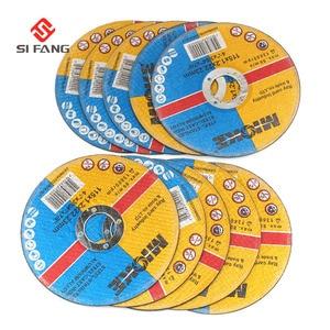 Image 1 - Discos de corte de metal e inoxidável, discos de corte de metal e aço inoxidável de 115mm para moagem de rodas, roda de moagem em ângulo com 5 peças 50 peças