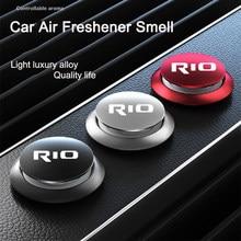 Car Perfume car Aromatherapy Car Air Freshener Flavor UFO Shape Scent Decor for kia rio 2 3 4 2020 2018 car interior accessories
