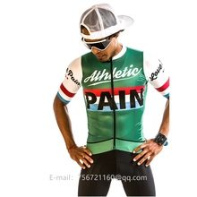 цена на love the pain cycling jersey 2019 go pro men short sleeve suit maillot ciclismo bike clothes summer outdoor mtb clothes suit ciclismo strap shorts