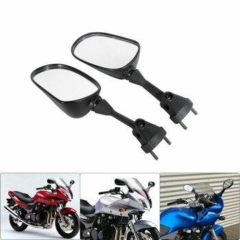 Motorcycle Side Rear View Mirrors For Kawasaki Ninja ZX6R ZX-6R ZX636 2005-2008 2006 2007 1