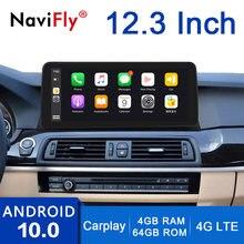 NaviFly-راديو السيارة Carplay ، Android 10.25 ، 12.3