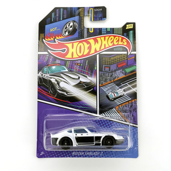 Hot Wheels Car 1:64 NISSAN FAIRLADY Z Collection Metal Diecast Cars Collection Kids Toys Vehicle