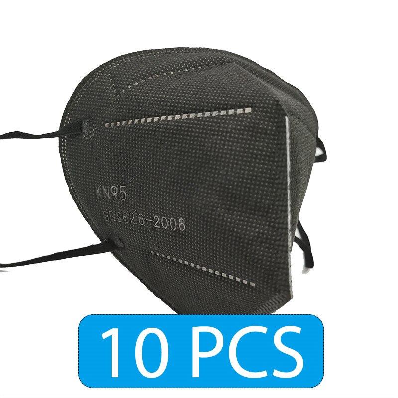 Black 10 PCS