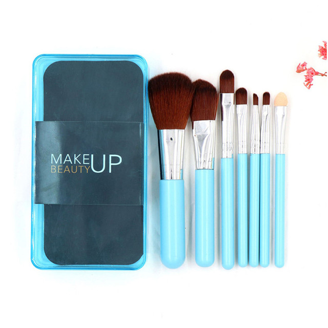 MAANGE 18/15/7Pcs Makeup Brushes Set Eyeshadow Brush Eyebrow Eyeliner Powder Blush Foundation Brush Pincel Maquiagem Beauty Tool 5