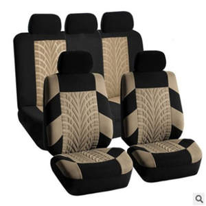 CHUNMU Car-Seat-Cover Car-Seat-Protector-Accessories Universal 9PCS Fit And 4PCS