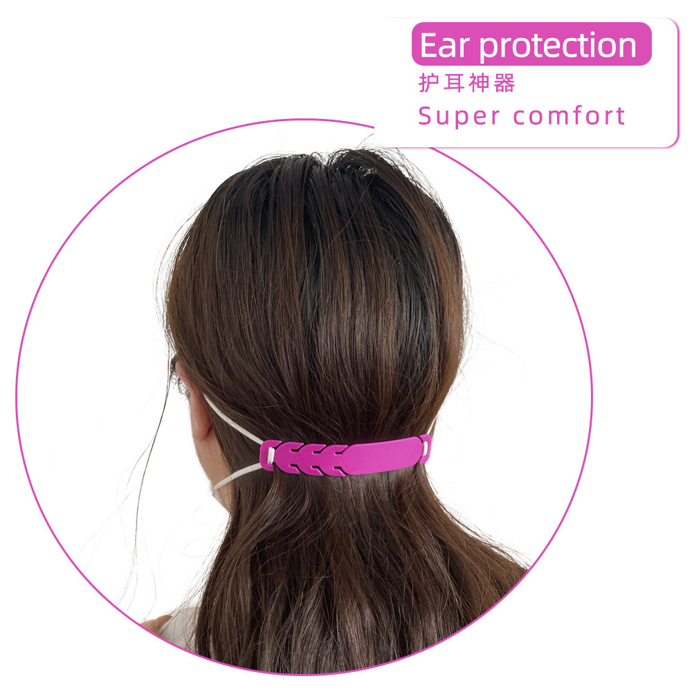 Face Mask Hook Protect Your Ear Buckle Extend Regulation Anti-Earache Hanging Buckle For All Face Mask