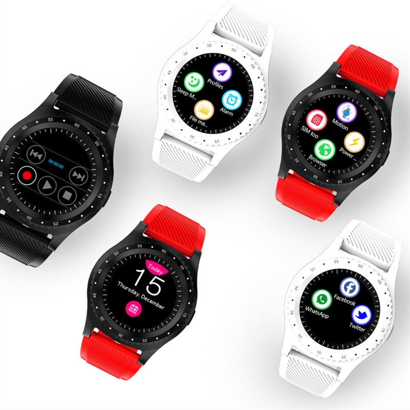 L9 Smart Watch With Camera Bluetooth Sports Watch Sleep Detection ...