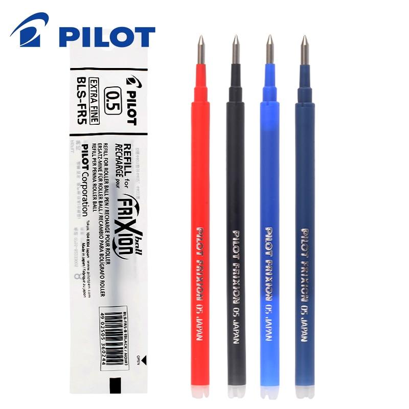 PILOT FriXion Ball Refills 0.5mm Erasable Ballpoint Pen FREE SHIPPING Japan