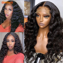 Peruvian Loose Wave Wig 30 Inch Loose Wave 13x4 Lace Front Wigs LooseWave Frontal Wig Loose Wave Lace Front Wig Pre Plucked