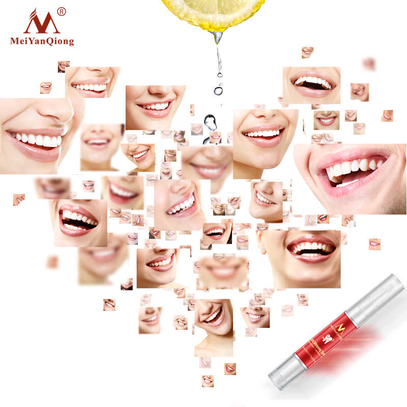 MeiYanQiong CleansingTeeth Orale Sbiancamento Essenza Rimuove Efficacemente Tartars Pulizia Dei Denti Igiene Orale Dental Strumenti Igiene Orale