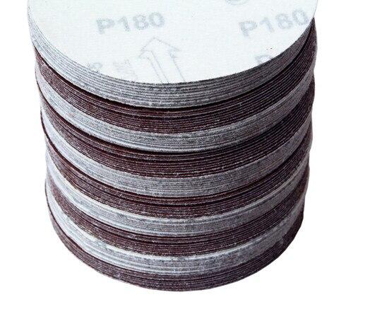 40pcs Set Sanding Discs Sandpaper Hook Loop Sander Drill Adapter Polisher Tools Accessory Parts For Polishing Tools