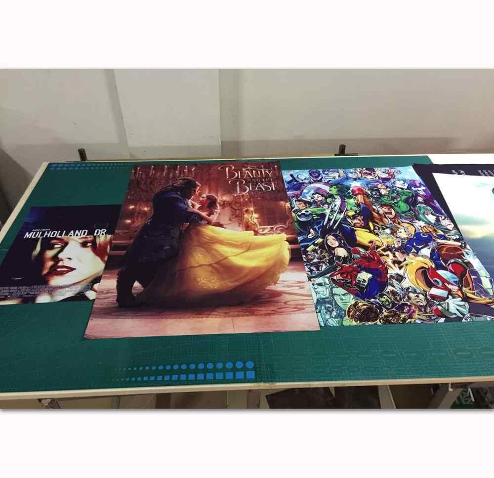 MT286 CONOR McGREGOR VS NATE DIAZ Fight Guantoni Da Boxe Pittura Art Poster Stampa Su Tela Complementi Arredo Casa Immagine Della Parete di Stampa