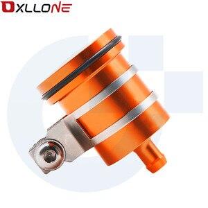 Image 3 - Universel moto CNC bkbat frein liquide réservoir embrayage cylindre réservoir huile fluide tasse huile tasse pour SUZUKI GSX S1000 GSX S1000FZ
