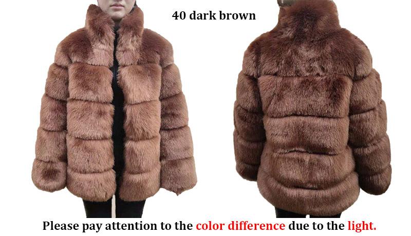 40 dark brown