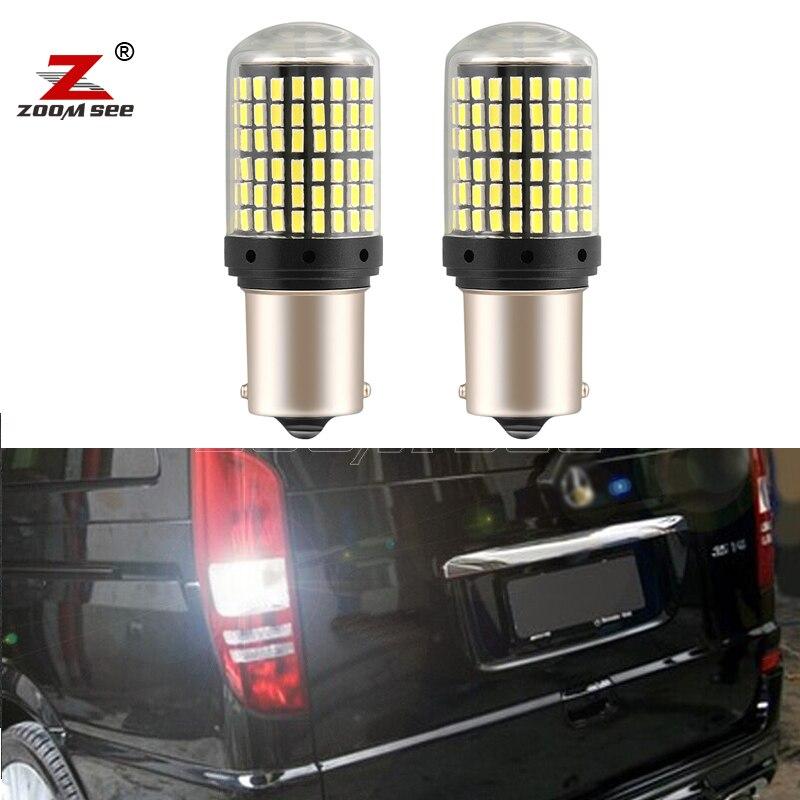 Super White canbus Error Free LED Reverse Back up light bulb light Kit For Mercedes Benz  Viano Vito W639 (2003-2015)
