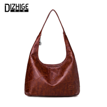 DIZHIGE Brand Luxury PU Women Handbag High Quality Crossbody Bags For Large Capacity Multi-pocket Female Shouldr New