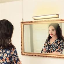 7 Вт 42 см светодиодный настенный светильник Зеркало для ванной комнаты теплый белый/белый умывальник крепления настенного светильника 3000K 6000K туалетный свет