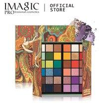 IMAGIC Neue 36 Farben Lidschatten Matte Machen Up Lidschatten-palette Shimmer Perlglanz Regenbogen Heiligen Gral Palette Lidschatten Pulver