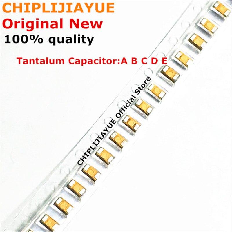 20-50-100PCS 475 4,7 мкФ 16V 475C танталовый конденсатор с алюминиевой крышкой, Тип 3216 1206 Новый и оригинальный