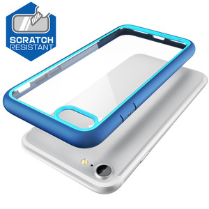 Image 4 - For iPhone SE 2020 Case For iPhone 7 8 Case 4.7 inch SUPCASE UB Style Premium Hybrid Protective TPU Bumper + PC Clear Back Cover