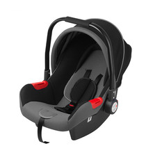 цена на European Safety Child Car Seat Basket 0-12 Months Baby Partable Car Seats Newborns Baby Portable Universal Armchair