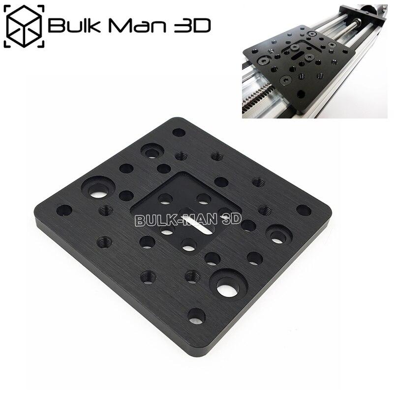 OpenBuilds Double Wide C-Beam Gantry Plate V-Slot 4080U Extrusion Profile CNC