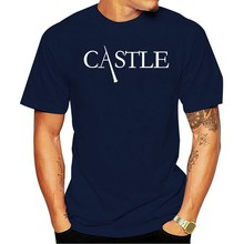 2021 moda lazer 100% algodão o-pescoço camiseta manga curta preta da série do tevê do castelo