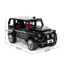 1343PCS Technic Series Benzing SUV G500 Compatible With Legoingly Car Model Building Blocks Brick Toys Boys Birthday Gifts