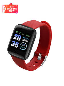 Smart Bracelet Wristband Watches Android Sport for Heart-Rate Man