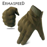 Breathable Motorcycle Gloves Tactical Military Racing Riding Gloves Winter Motocross Enduro ATV Touch Screen Men Biker Gloves