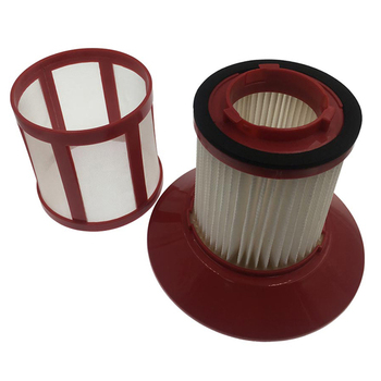 Washable Dirt Cup Filter for Midea MVCC42A1 VCC43A1 Vacuum Cleaner Parts Filters Parts Midea vcr08 Accessories Replacement Tools 2019 gray washable vacuum cleaner filter dust bag for lg v 2800rh v 943har v 2800rh v 2810