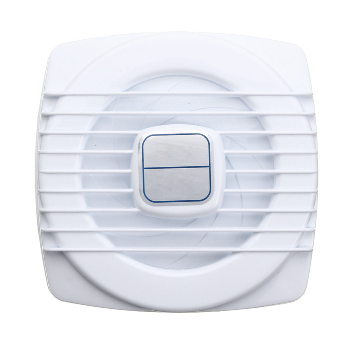 12W 6'' Pull Rope Exhaust Fan Kitchen Bathroom Toilet Small Air Conditioning Appliance Extractor Fan Ventilation Low Noise 220V 6