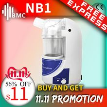BMC NB1 Home Health Care Ultrasonic Atomizer แบบพกพา Mini Nebulizer (China)