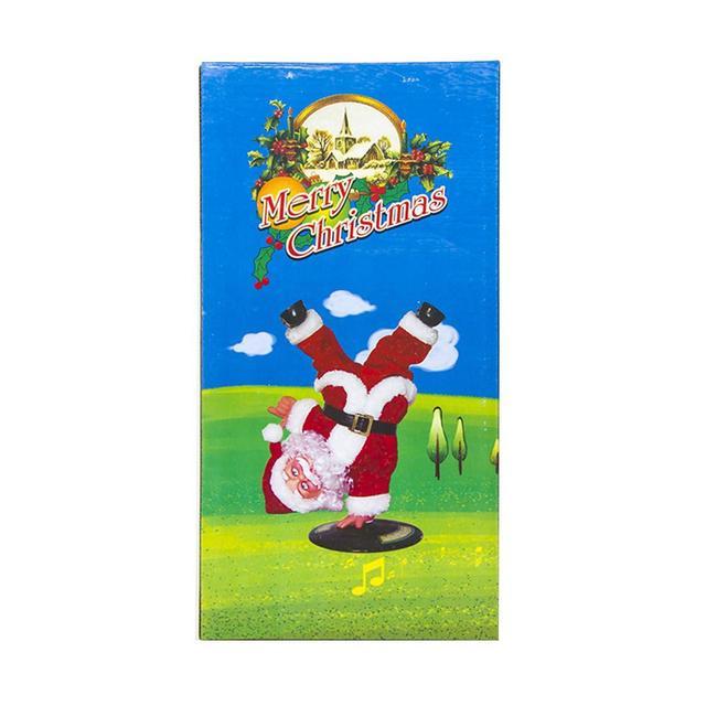 Dancing Santa Claus Christmas Decoration