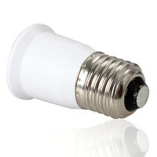 E27 do E27 podstawa przedłużająca żarówka LED CLF Adapter lampy przejściówka do gniazda SNO88 tanie tanio CN (pochodzenie) Oprawka converter
