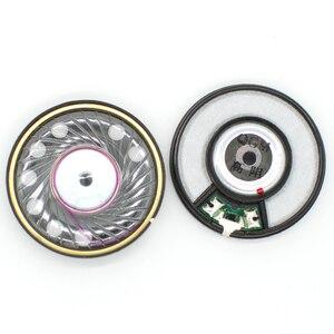 Image 5 - 50mm 320 ohm HiFi Fahrer Einheit OFC N42 Magnetische Hohe Widerstand Kopfhörer Audiophile Lautsprecher Kopfhörer DIY Fahrer
