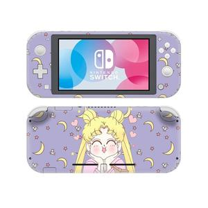Image 5 - Anime Sailor Moon NintendoSwitch Skin Sticker Decal Cover For Nintendo Switch Lite Protector Nintend Switch Lite Skin Sticker
