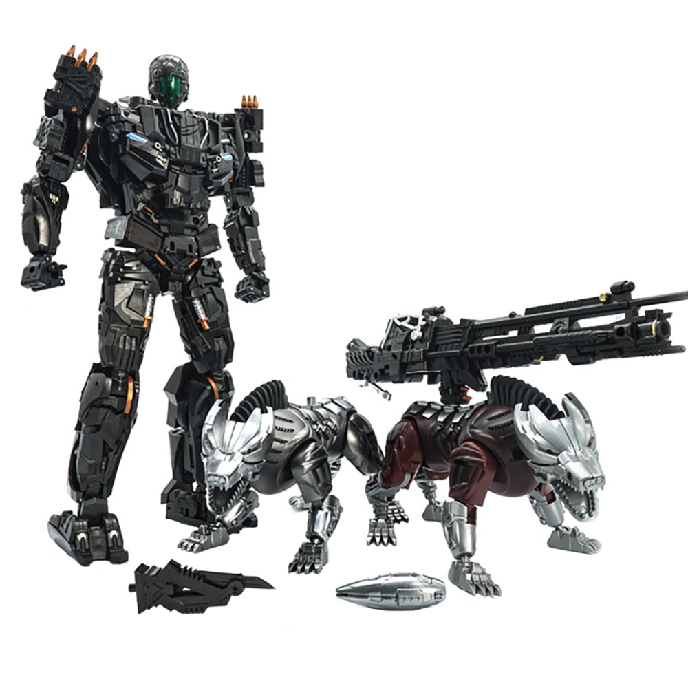 transforms BSL toys BSL-01 Peru Kill Movie 4 Lockdown Action figure 3 DOGS