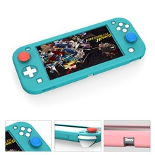 4 colors Silicone Case For Nintend Switch Lite Protective Cover Shell For Nintend Switch Lite Console Game Accessories eastvita portable game bags game storage case protective handle carry case cover zipper protective shell for nintend switch