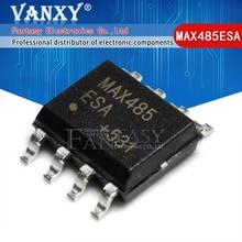 100 шт. MAX485ESA SOP8 MAX485 SOP SMD новый и оригинальный IC
