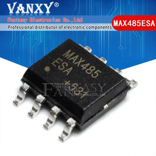100PCS MAX485ESA SOP8 MAX485 SOP SMD חדש ומקורי IC