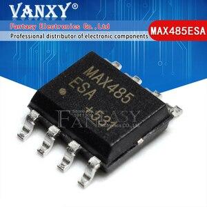 Image 1 - 100PCS MAX485ESA SOP8 MAX485 SOP SMD new and original IC