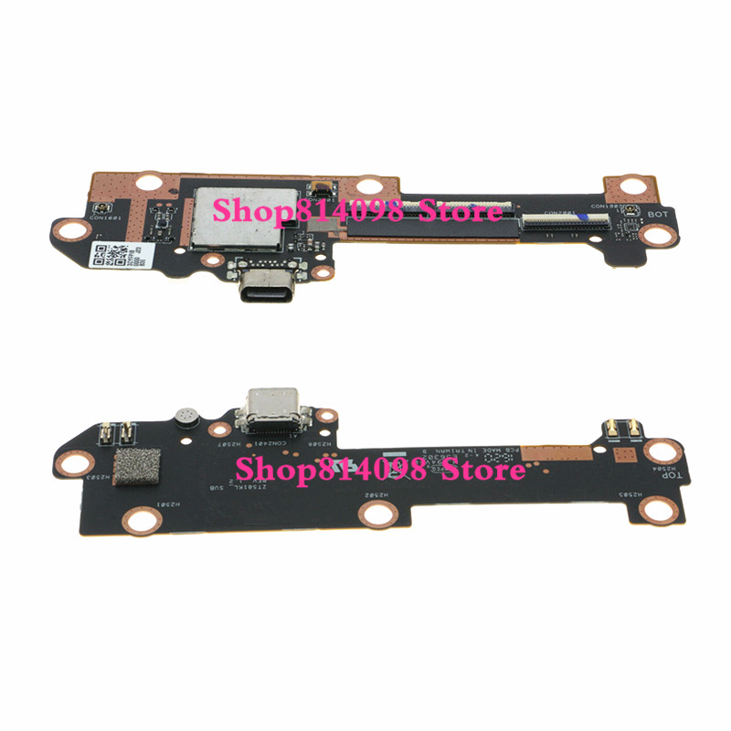 Original For ASUS Zenpad 8.0 Z581KL P008 ZT581KL USB Charger Port Board ZT581KL_SUB Test Good Free Shipping
