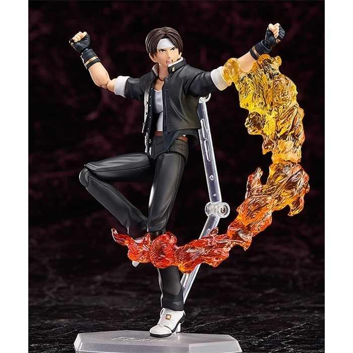15 centímetros Figma Jogo Kof The King Of Fighters Kyo Kusanagi & Bjd Iori Yagami Pvc Action Figure Modelo Brinquedos modelo Para As Crianças